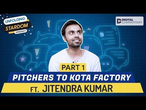 part-1-|-interview-with-kota-factory's-jeetu-bhaiyya-|-unfolding-stardom-season-finale