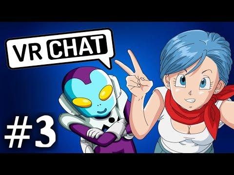 Bulma Plays VR Chat #3 - Make me go JACO
