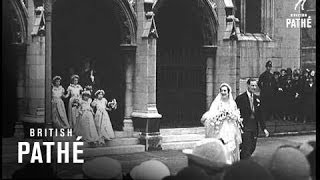 Lady Angela Scott's Wedding (1936)