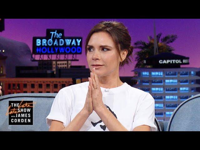 Victoria Beckham Says Yes to a Spice Girls Carpool Karaoke