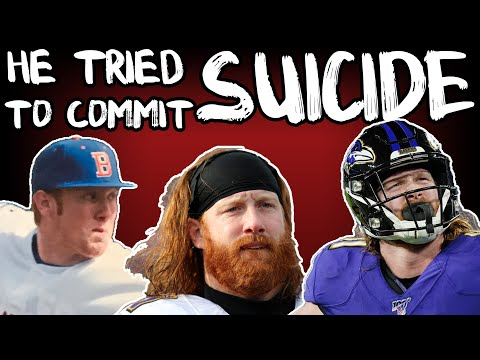 The TRAGIC STORY of Hayden Hurst's journey to the NFL