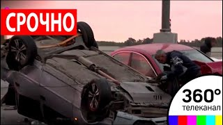 ДТП с участием 7 машин произошло на МКАД