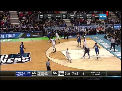 Middle Tennessee - Zone Lob