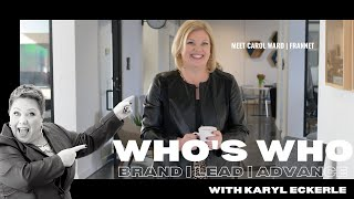 Who's Who w/Carol Ward