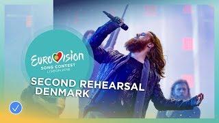 Rasmussen - Higher Ground - Exclusive Rehearsal Clip - Denmark - Eurovision 2018