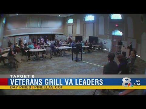 Doctor Asleep At V.A., Staff Grabbing Patient Parking Spots, Among Veterans Complaints