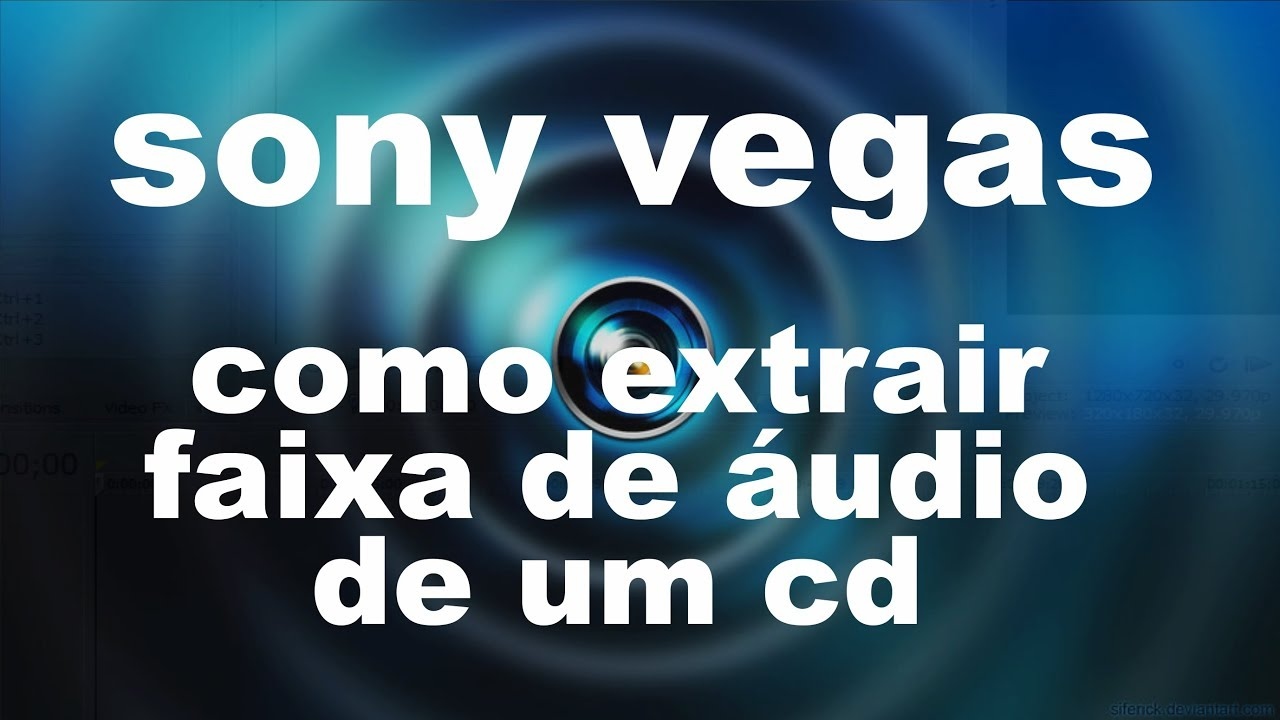 extrair audio youtube