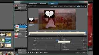 Video ProShow Producer - Heart Mask Tutorial download MP3, 3GP, MP4, WEBM, AVI, FLV September 2018