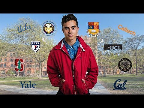 College Decision Reaction 2018 || IVY LEAGUE/UCs/STANFORD/CALTECH + MORE