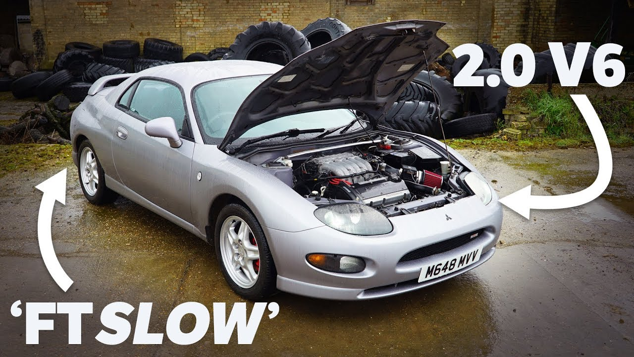 the mitsubishi fto is a 90s sports car we u0026 39 ve all forgotten
