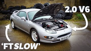 The Mitsubishi Fto Is A 90s Sports Car We'Ve All Forgotten