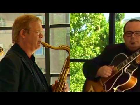 """JazzTrio Berlin STAND ARTS """"Softly as in a Morning Sunrise"""" Live im Oberbaumraum"""
