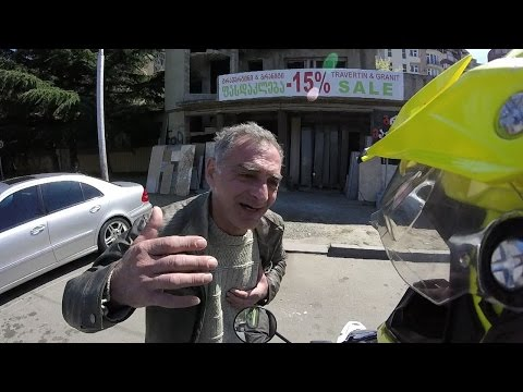 Tbilisi Rides #2 - Choppers, Red light, Phone
