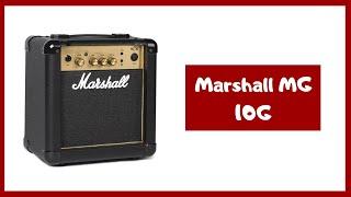 Marshall MG10G: Unboxing y Prueba de Sonido