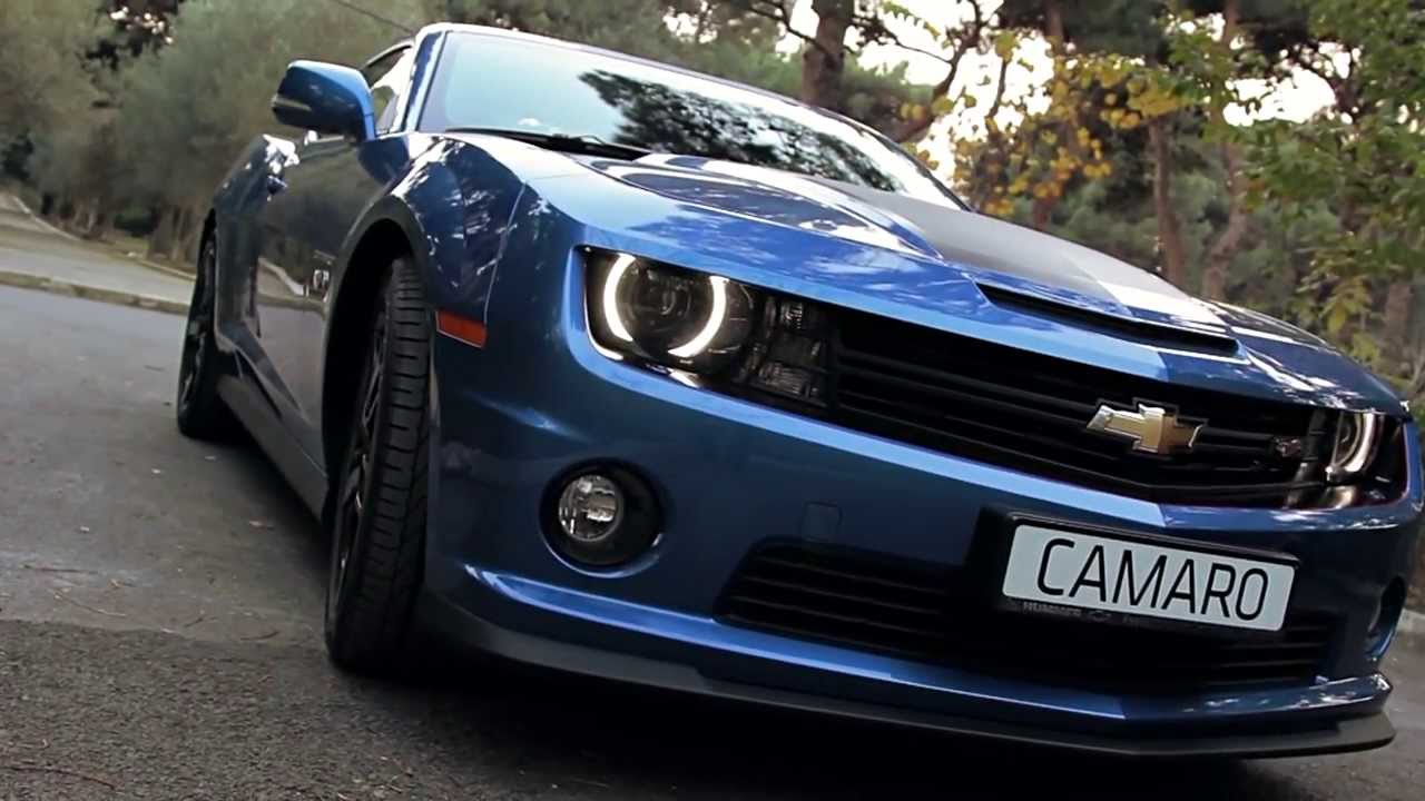 Camaro Hot Wheels Special Edition For Chevrolet Azerbaijan (commercial) Video BY İsmRoyal