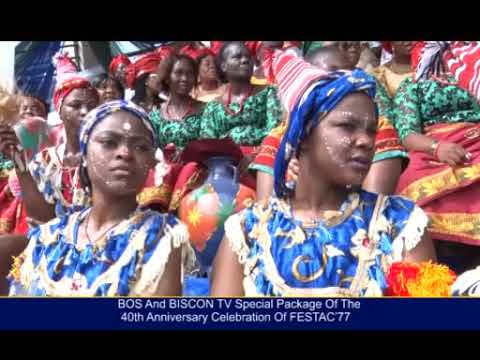 FESTAC 77 40 YEARS AFTER