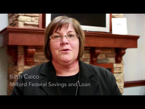 Valley Business Network Why I Joined - Beth Caico Milford Federal Savings and Loan
