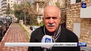 الاحتلال يقيم برج مراقبة جديد عند مدخل باب العامود - (19-2-2018)