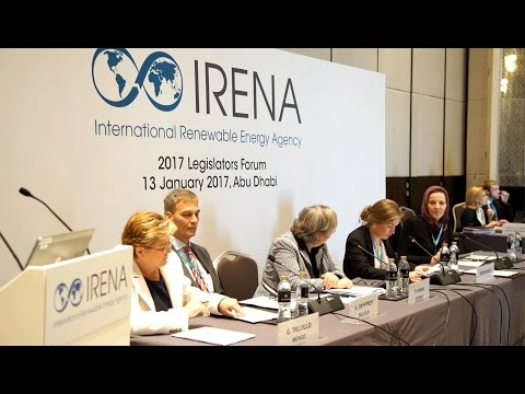 Legislators' Forum at IRENA's 7th Assembly