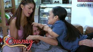 Onanay: Onay goes beastmode against Helena   Episode 115