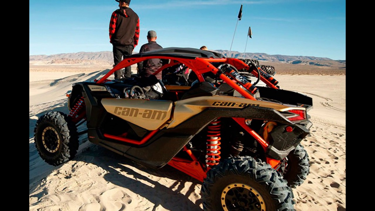 2018 Can Am Maverick New X3 X Rs Turbo R Youtube