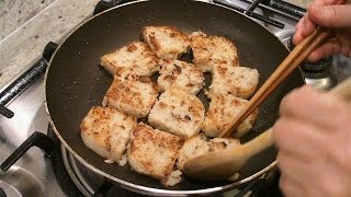 Taiwanese Turnip Cake 蘿蔔糕, cooking video, Lo Back Gou, Robo Gow