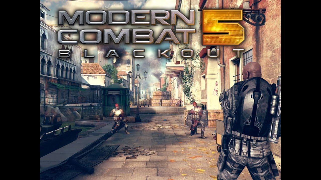 modern combat 5 apk offline rexdl