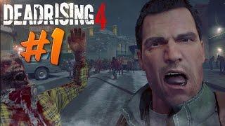 Прохождение Dead Rising 4 — Серия 1: ВОЗВРАЩЕНИЕ ХОДЯЧИХ МЕРТВЕЦОВ