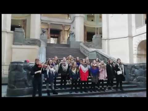 vinnikiplus: «Колядовий тур» винниківчан у Німеччині