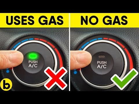 8 Driving Hacks That Will Help You Save Money On Gas