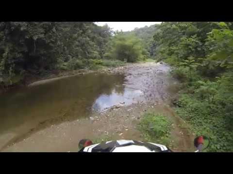 141231 Tobago - Pirate's Bay, Charlotteville, Bloody Bay, River Ride, Roxborough