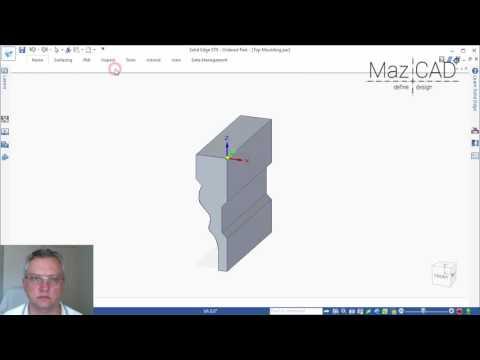 Solid Edge ST9 - 3D Modelling Demonstration