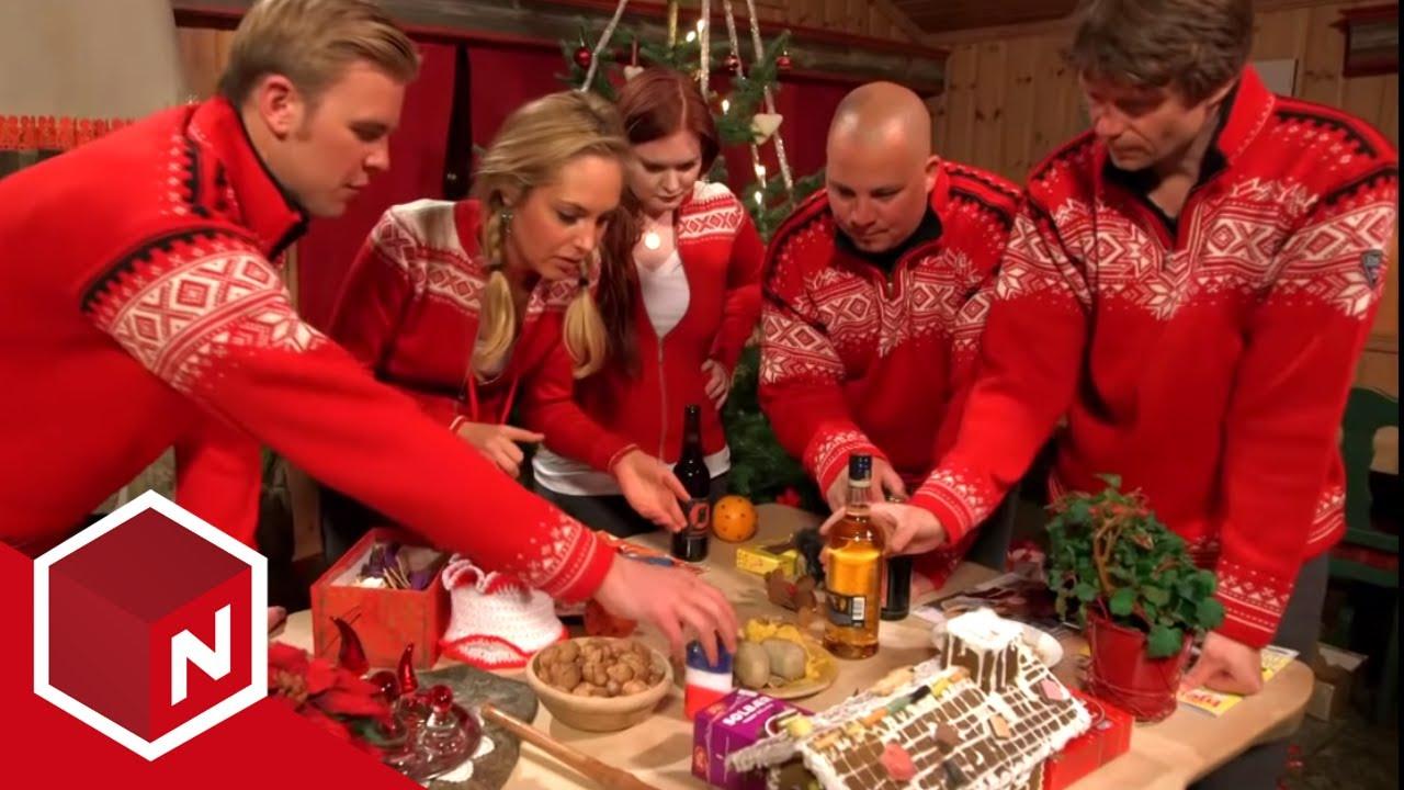 Alt for Norge - Norwegian christmas items - YouTube