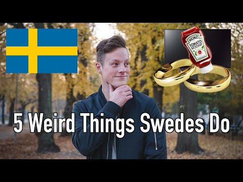 5 Weird Things That Swedes Do (Don't tell my family about #2)