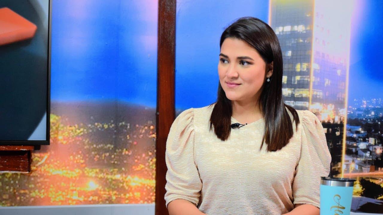 Entrevista Con La Candidata A Diputada Por San Salvador Alexia Rivas Youtube