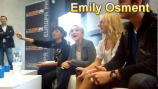 Emily Osment En Madrid