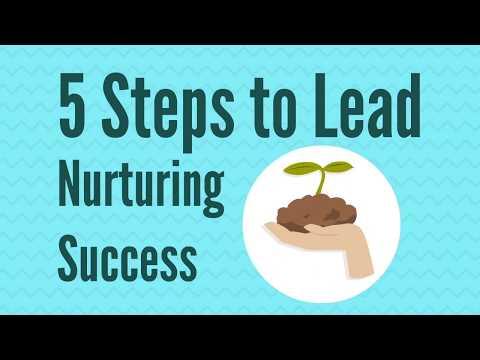 5 Steps to Lead Nurturing Success