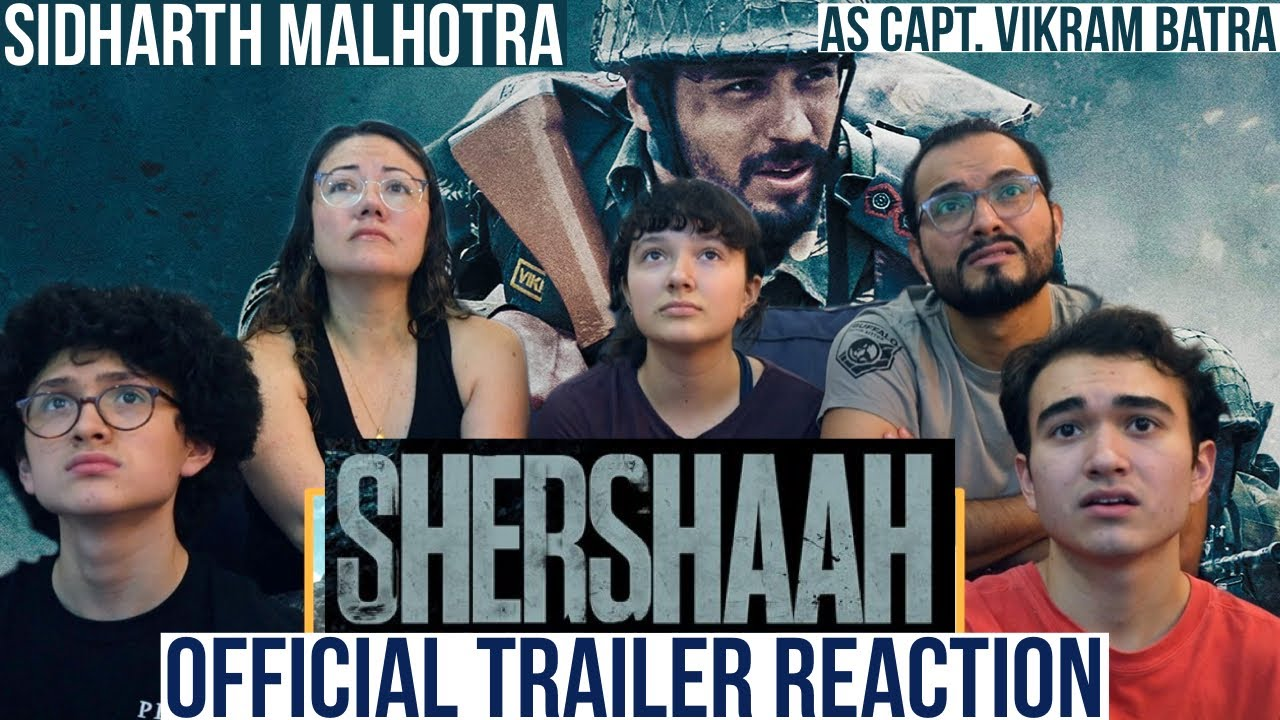 Download SHERSHAAH Trailer REACTION! | Vishnu Varadhan | Siddharth Malhotra, Kiara Advani | MaJeliv | Vikram!
