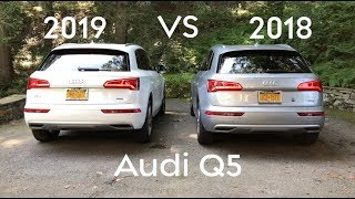 Audi Q5 2019 vs 2018 Differences (Small Changes Add Up!)