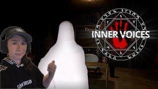 HORROR GAME THAT ACTUALLY HAS A STORY   Inner Voices Horror Gameplay