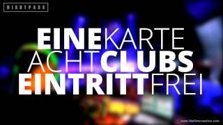 NIGHTPASS - Die Clubkarte für München