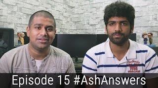 #AshAnswers 15 - Wait for Redmi Note 4? Zenfone 3 Worth Considering? Kirin 950 vs SD652 & more...