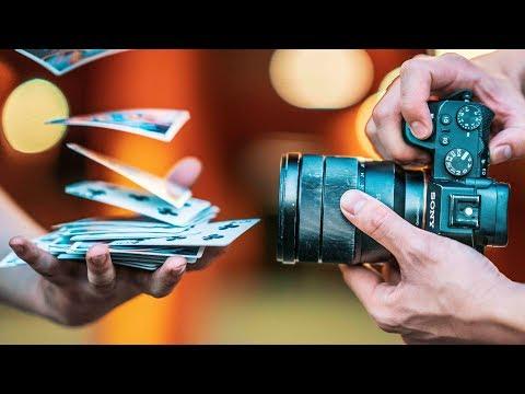Magic Card Photography !!