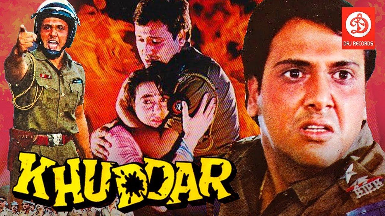 Download Khuddar - Bollywood Action Movie   Govinda, Karishma Kapoor & Shakti Kapoor   Bollywood Hindi Movies