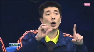2015 - 2016  Chinese Women's Volleyball League, Fujian vs Shandong   17 Nov 2015