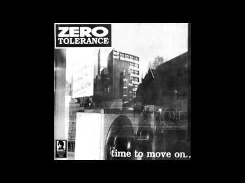 Zero Tolerance - Tome To Move On - EP (1998) - Oi! Punk 100%