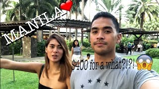 Manila VLOG#2 NEW haircut by JING MONIS, swimming and dinner in NOBU!