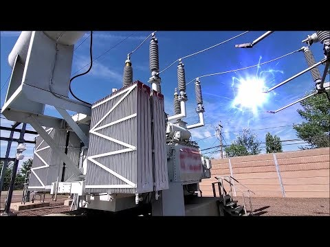 How Does A Substation Work?