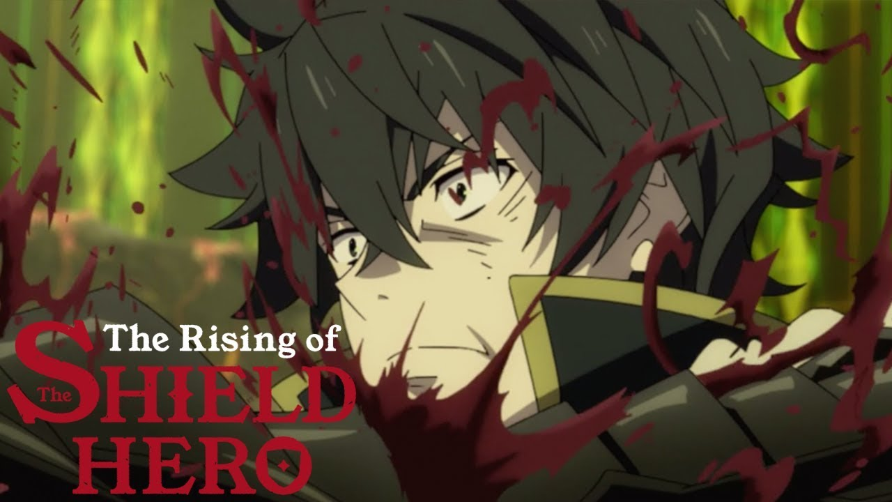 The Rising of the Shield Hero - Blood Sacrifice -  Crunchyroll