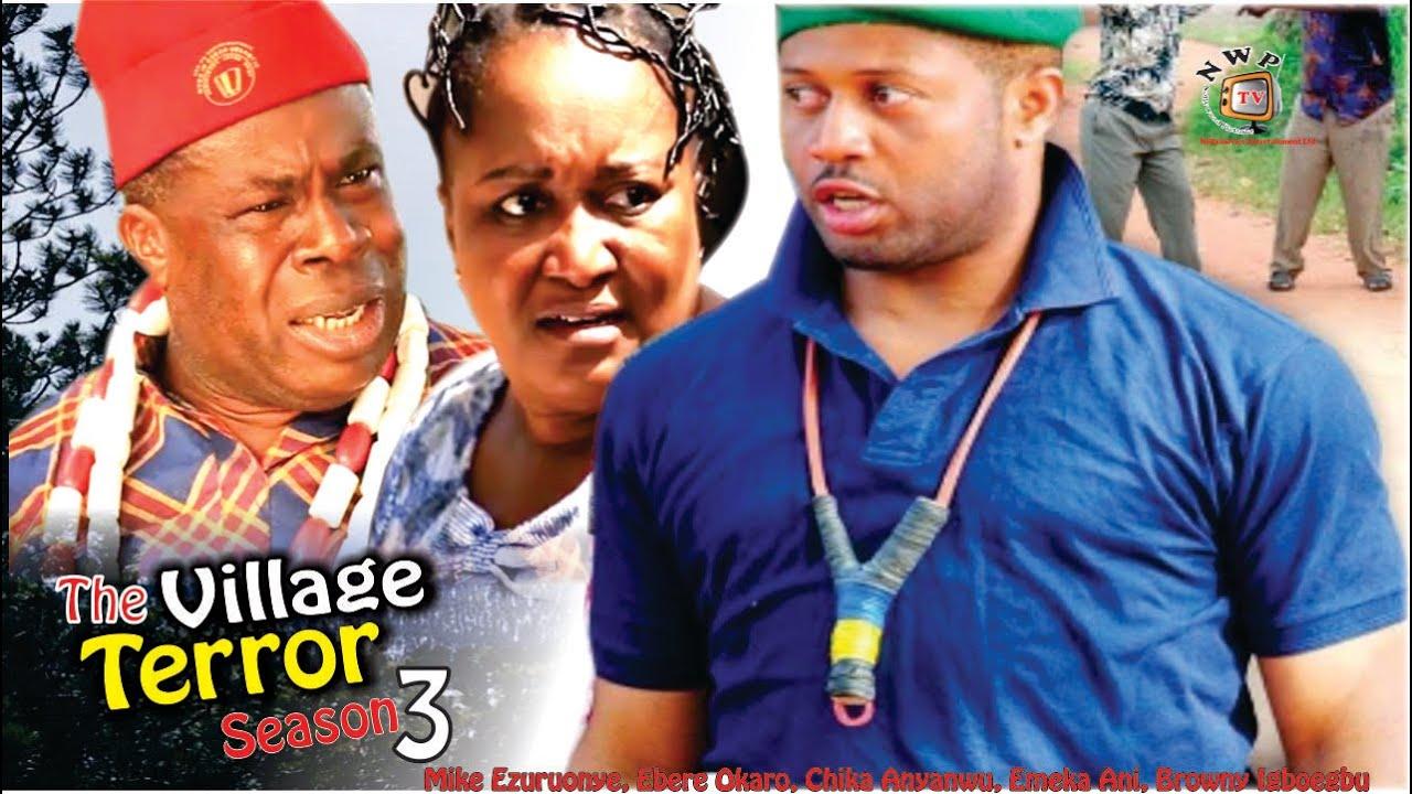 Download The Village Terror Season 3    - 2016  Latest Nigerian Nollywood Movie